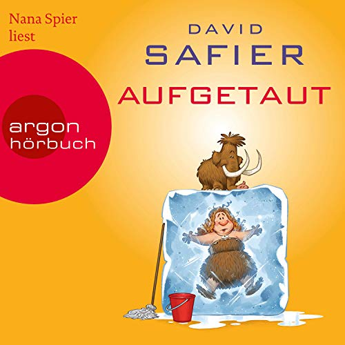 Page de couverture de Aufgetaut
