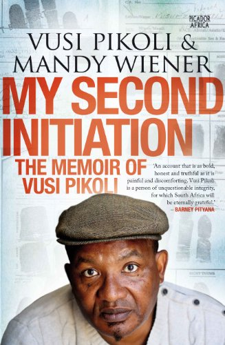 My Second Initiation: The Memoir of Vusi Pikoli (English Edition)