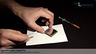 Coollaboratory Liquid Pro Compuesto - Disipador de Calor (Metálico, 1 g)