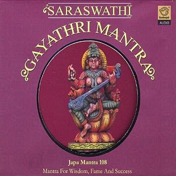 Saraswathi Gayathri Mantra