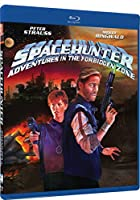 Spacehunter: Adventures in the Forbidden Zone [Blu-ray] [Import]