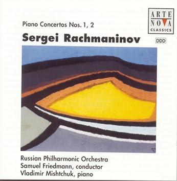 Rachmaninov: Piano Concertos No.1/No.2