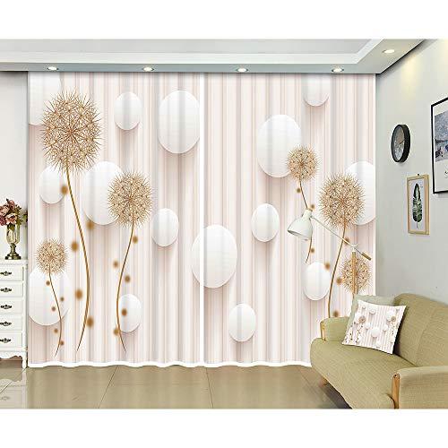 cortinas habitacion blancas modernas