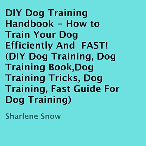 DIY Dog Training Handbook audiobook cover art