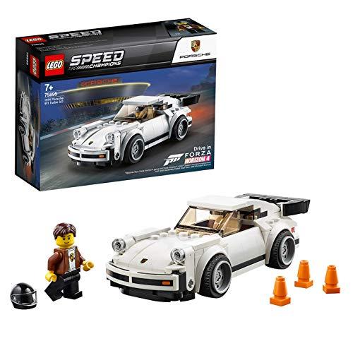 LEGO Speed Champions - 1974 Porsche 911 Turbo 3.0, 7 Ans et Plus, Jeu...