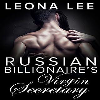 Russian Billionaire's Virgin Secretary audiobook cover art