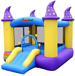 Wizard Inflatable Bounce House Bouncer