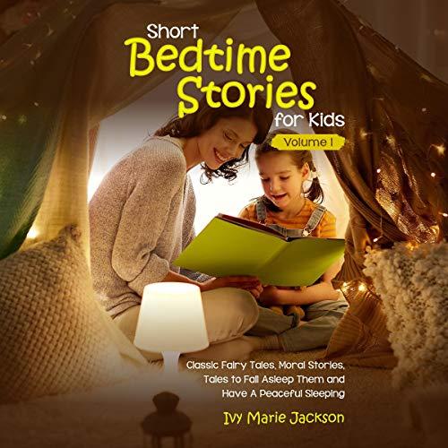 Short Bedtime Stories for Kids cover art