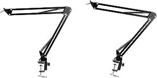 H HILABEE 2 Piezas Ajustables para Logitech Webcam C922 C930E C930 C920 Soporte para