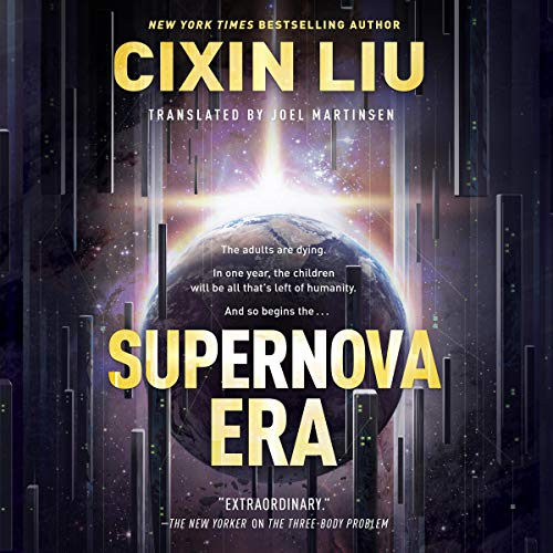 Supernova Era cover art
