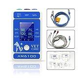 Veterinary Vet Patient Monitor Multiparameter Portable Pet Clinic Health Check Equipment