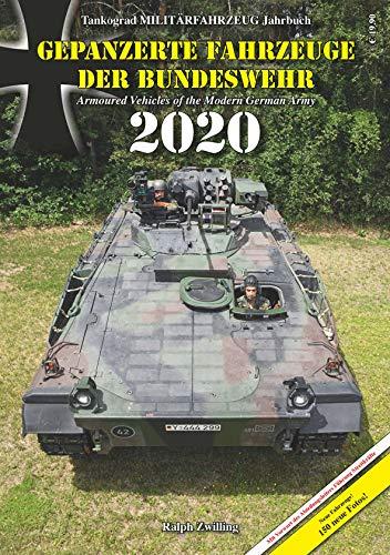 Tankograd Militärfahrzeug Jahrbuch Gepanzerte Fahrzeuge der Bundeswehr 2020