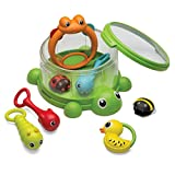 Product Image of the Infantino Turtle Cover Band 8-Piece Percussion Set