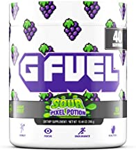 G Fuel Sour Pixel Potion Tub 40 Servings Elite Energy and Endurance Formula Estimated Price : £ 37,99