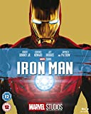Iron Man [Reino Unido] [Blu-ray]