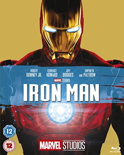 Iron Man [Reino Unido] [Blu-ray]