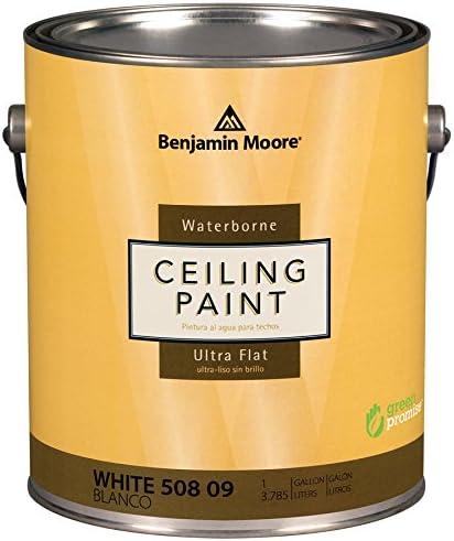 Benjamin Max 60% OFF Moore Ultra Premium Max 53% OFF Waterborne Paint Ceiling Whit Flat