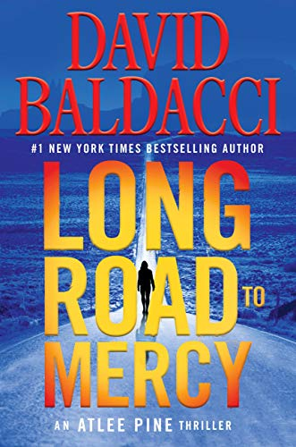 Long Road to Mercy (An Atlee Pine Thriller Book 1) (English Edition)