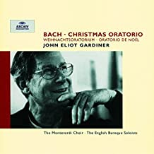 Bach - Christmas Oratorio / Gardiner by unknown (October 25, 1990)