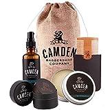 CAMDEN Kit para el cuidado de la barba ● Set de regalo hom