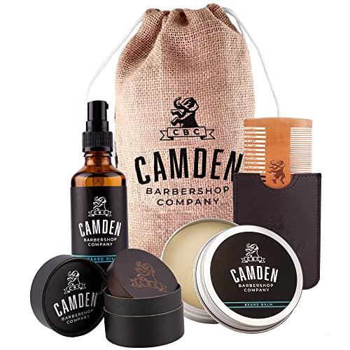 Camden Barbershop Company Deluxe Bartpflege-Set Bild