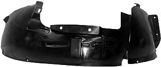 KA Depot for Caliber 2007-2012 5303866AE CH1251131 Front Passenger Right Side Fender Liner Inner Panel Plastic Guard Shield
