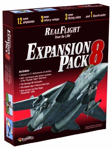 RealFlight A-GPMZ4118 Erweiterungspaket 8-G5