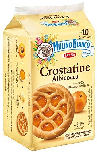 Mulino Bianco Crostatina Albicocca 400g