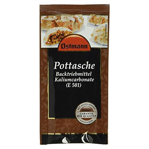 Ostmann Pottasche Backtriebmittel, 15 g