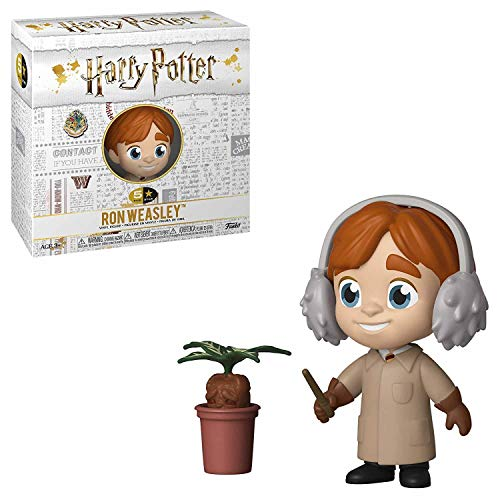 Funko Pop Harry Potter Ron Weasley, Multicolor (37265), 6.4 x 6.4 x 9.5 cm
