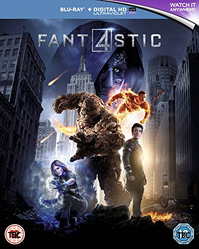 Fantastic Four BD [Blu-ray] [UK Import]