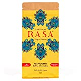 Original Rasa Herbal Coffee Alternative with Ashwagandha, Chaga + Reishi for All-Day Energy + Focus - Caffeine-Free, Organic, Adaptogens, Vegan, Keto, Whole30, 8 Ounce