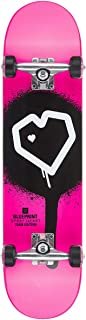 Blueprint Spray Heart Pink/Black Complete 7.62 x 31.3