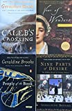 Geraldine Brooks Fiction Collection 4 Book Set