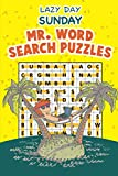 Lazy Day Sunday - Mr. Word Search Puzzles (Puzzler Series)