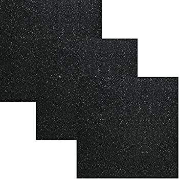 "Siser EasyPSV Glitter Permanent Self Adhesive Craft Vinyl 12"" x 12"" Sheets 3 Pack (Night Sky Black)"