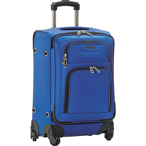 eBags Journey 22 Inch Spinner Carry-On (Blue)