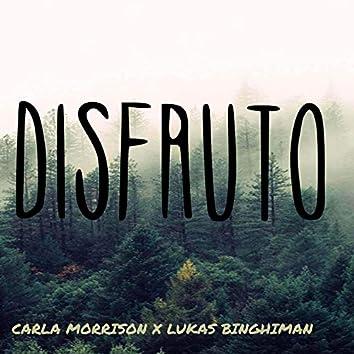 Disfruto (feat. Clara Morrison)