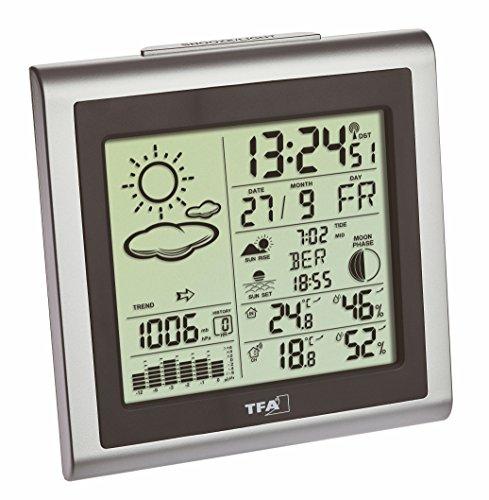 TFA Dostmann 35.1145.54 Largo - Estación meteorológica ina