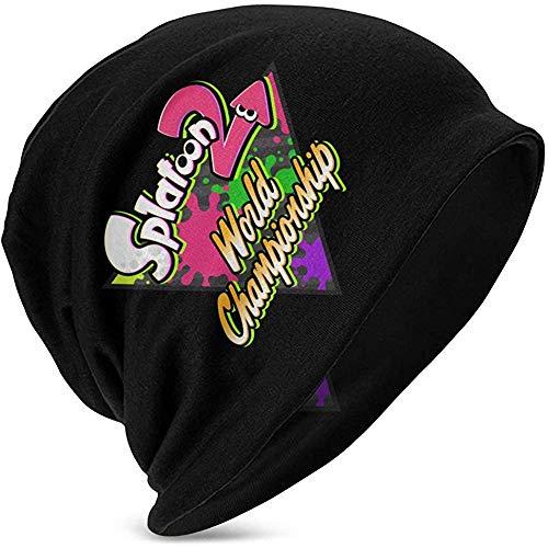 Not applicable Splatoon 2 Slouchy Knit Beanie Mützen Skull Caps Für Männer Frauen