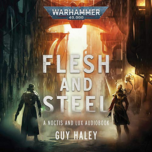 Couverture de Flesh and Steel