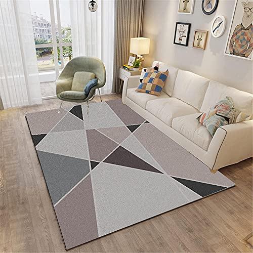 Cuadros Salon Modernos Grandes Multicolor Alfombra Infantil Lavable en Lavadora Alfombra Decorativa...