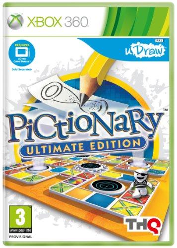 Pictionary: Ultimate Edition - uDraw (Xbox 360) [Edizione: Regno Unito]