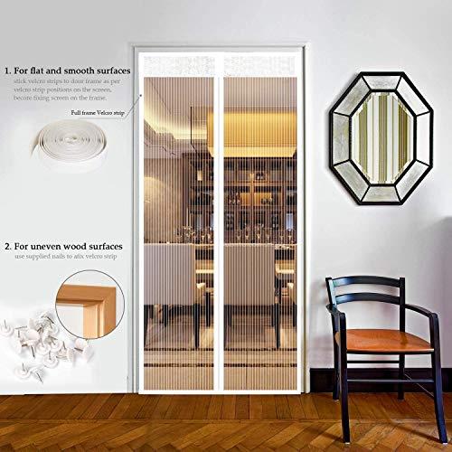 EXTSUD Magnetic Door Screen - AU
