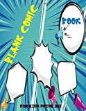 Blank Comic Book For Kids Prime Day: A Variety of Templates for Comic Book Drawing Comic Book With Lots of Templates Comic ... for Kids Children Adults Teens Boys Girls