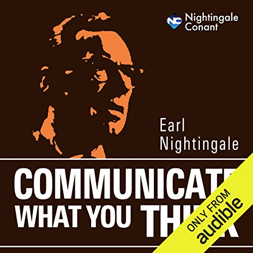 Communicate What You Think Titelbild