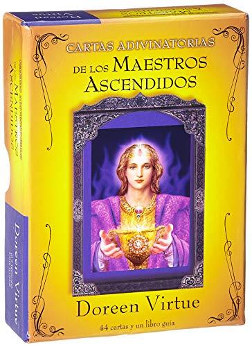 CARTAS ADIVINITARIAS DE LOS MAESTROS ASCENDIDOS
