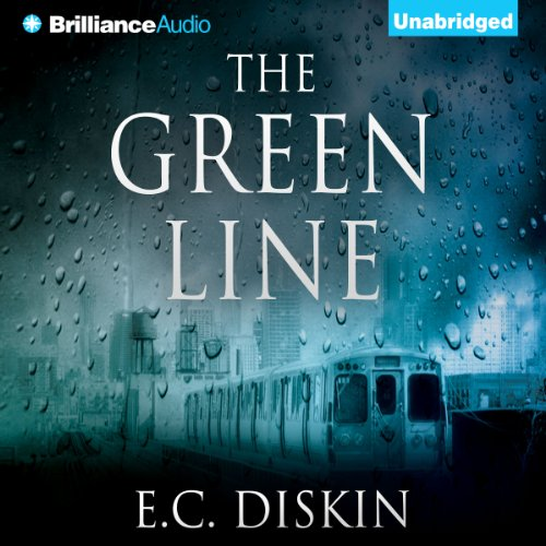 The Green Line audiobook cover art