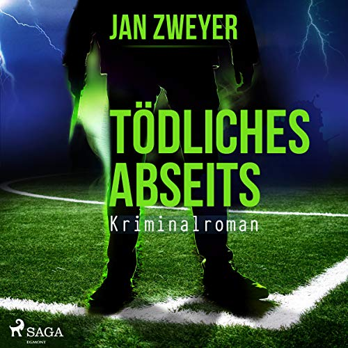 Tödliches Abseits audiobook cover art