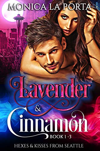 Lavender & Cinnamon Box Set: Books 1-3 (Hexes & Kisses from Seattle) (English Edition)